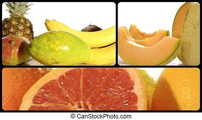 fruit, verzameling