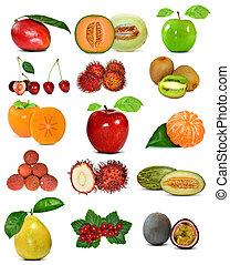 fruit, vrijstaand