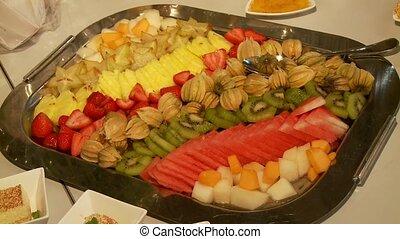 fruit, woestijn