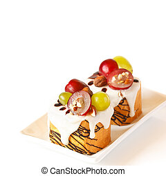 Fruit&Nuts Cake.