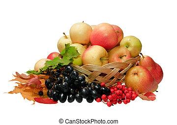 fruits and basket