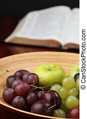 Fruits and the Bible