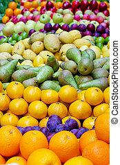 Fruits assortment