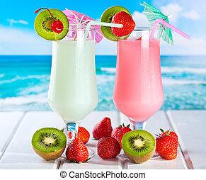 fruits cocktails