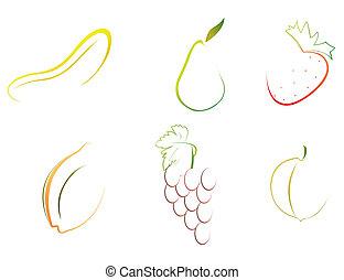 fruits - interesting fruits