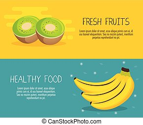 fruits group with nutrition facts