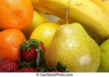 Fruits in bulk