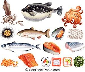 fruits mer