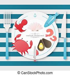 fruits mer, restaurant
