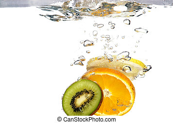 Fruits slice