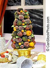 Fruits tree