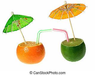 Fruits tropicana