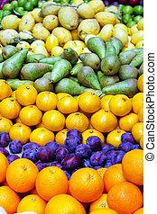 Fruits variety