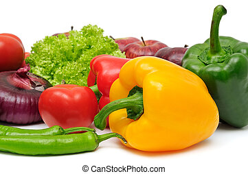 fruits, vegetal