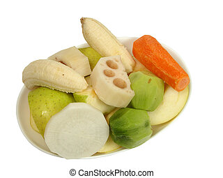 Fruits+vegetables