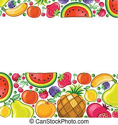 fruity frame