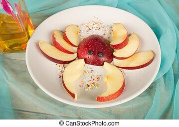 fruity, sobremesa