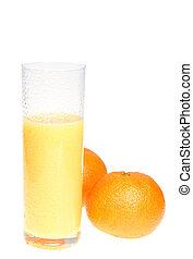 frukt, drnk