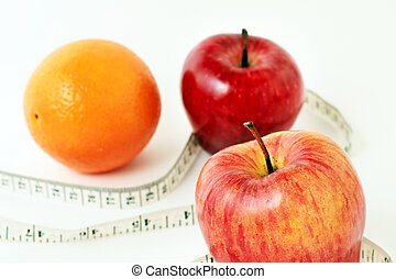 frukt, kost