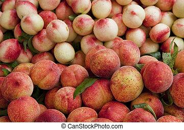 frukt, marknaden