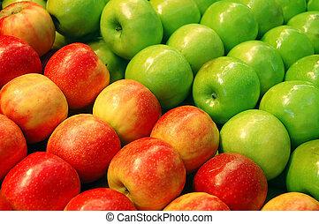 frukter, serie