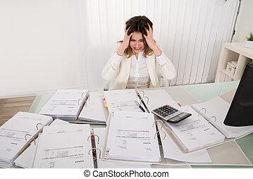 frustrer, businesswoman