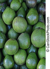 fruta, abacate