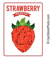 fruta, delicioso