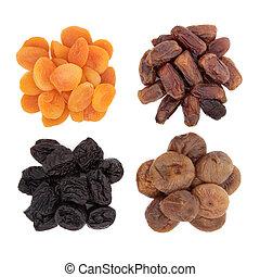 fruta, preservado