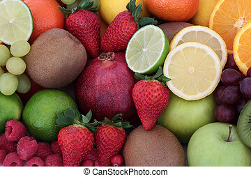 fruta, saúde, suculento
