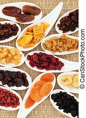 fruta, sortimento