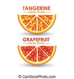 frutta, agrume