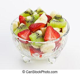 frutta, bacca, insalata