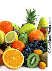 frutta, miscelare