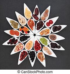 frutta, secco