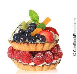 frutta, torte