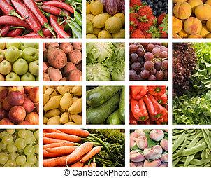 frutta verdure