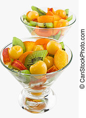 frutte, insalata