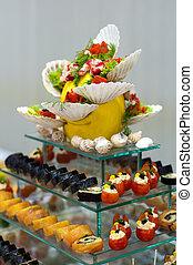 frutti mare, ristorazione