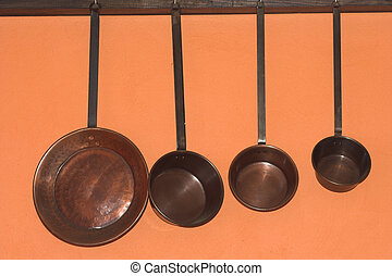Frying pans
