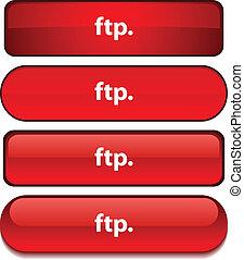 FTP button set.