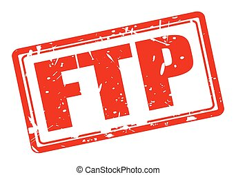 FTP ON RED STAMP