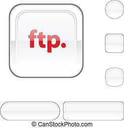 FTP white button.