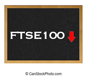 FTSE 100.