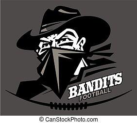 fußball, banditen