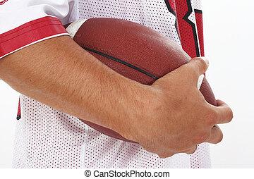 fußball, hand