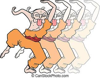 fu, efecto, kung
