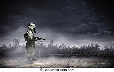 fucile, stalker