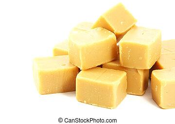 Fudge Cubes Sweets
