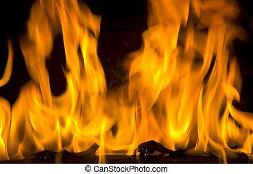 fuego, 2